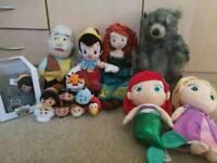 Disney store soft plush toy