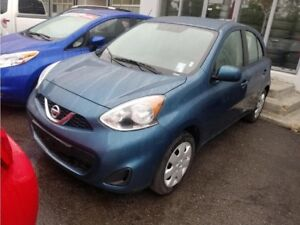 2017 Nissan Micra S+CRUISE+BLUETOOT 1 PROPRIO AUCUN ACCIDENT TRE