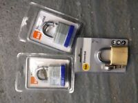 3 padlocks