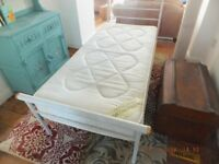 3-Ft single bed with mattress. From IKEA in good clean condition