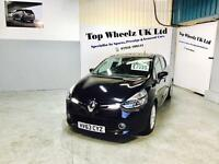 RENAULT CLIO DYNAMIQUE MEDIA NAV, 63 PLATE, 29000 MILES, IDEAL 1ST CAR.