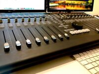 Solid State Logic (SSL) Nucleus Control surface, interface & mic preamp