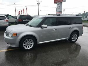 2009 Ford Flex SEL Loaded; Leather and More !!!! London Ontario image 2