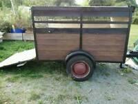 Handy trailer