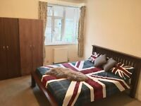 Double room, ensuite, Swiss Cottage, St John's Wood, Regent's Park, Primrose Hill, Camden Town
