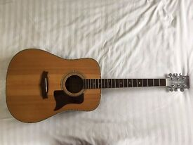 Tanglewood Solid Wood Acoustic Guitar - TW15 NS
