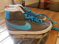Nike blazer high top trainers size 5.5-6