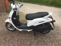 Yamaha delight 115 2014 new mot