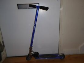 Razor two wheel scooter