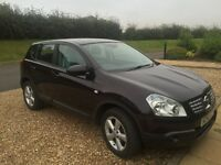Nissan Qashqai dCi (59 plate) 2010, 68000 miles *4 new tyres *new timing belt