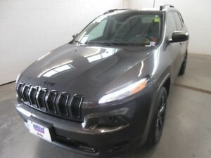 2016 Jeep Cherokee Sport- 4x4! BACK-UP CAM! HEATED SEATS! ALLOYS
