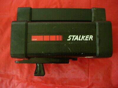 Stalker Police Lidar Laser Speed Gun-as-is