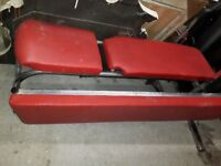 'FREE' SIT UP BENCH AND INCLINE PRESS BENCH COLLECT AXMINSTER, DEVON