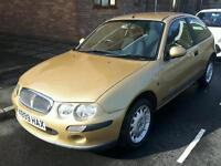2000 ROVER 25 OLYMPIC