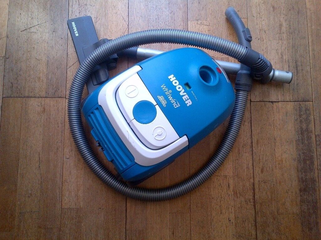 Hoover vacuum cleaner in pristine condition