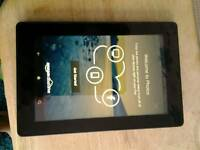 Kindle fire HD 3rd generation 16gb tablet