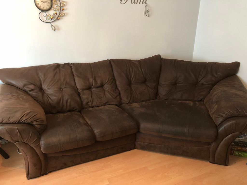 Cosy Corner Sofa And Chair