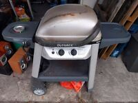 FREE - Outback Excel 300 gas BBQ barbecue (needs replacement burner)