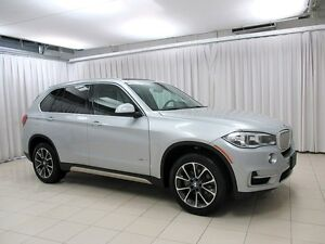 2015 BMW X5 35i x-DRIVE AWD w/ PREMIUM PACKAGE, NAVIGATION & P