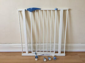 Lindam Kids Easy Fit Safety gate - Great Condition