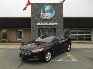 2013 Ford Fusion SE! LOOK FINANCING AVAILABLE!
