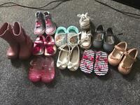 Girls shoes size 4&5