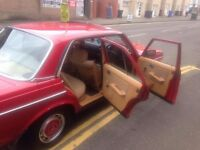 W123 RETRO 10 MONTHS MOT sell or swap