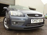 💥57 FORD FOCUS ZETEC CLIMATE 1.6,MOT SEPT 017,2 OWNERS,PART HISTORY,VERY RELIABLE FAMILY CAR💥