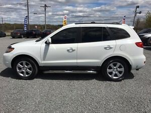 2007 Hyundai Santa Fe GLS LEATHER SUNROOF LOADED AWD