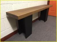 Bench/industrial/solid wood/girder/hallway/Home/Furniture