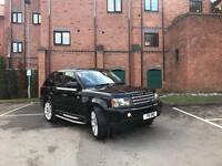 Lovely Range Rover sport 2007 diesel