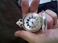 Glory of Steam Pocket Watch
