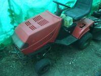 Ride on Tractor Mower Garden Castel Twin Cut TC102 TC 102
