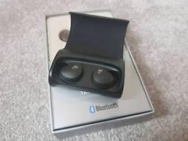 Goji True Wireless Rechargeable Bluetooth Earphone AirPod In-Ear Bud Sports