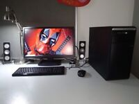 Used, PC GAMING BUNDLE - AMD A8 QUAD CORE - 16GB RAM - RADEON - 1TB SSHD - BLURAY - WARRANTY -DELIVERY for sale  Leicester, Leicestershire