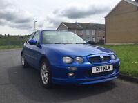 MGZR 2002 blue