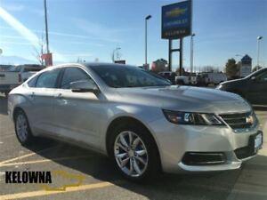 2017 Chevrolet Impala LT 1LT | Low KM's | Bluetooth | Alloy's