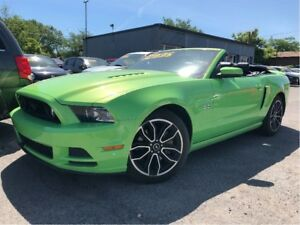 2014 Ford Mustang GT GOTTA HAVE IT GREEN