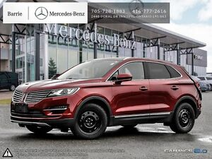 2015 Lincoln MKC Leather! Heated Seats! Bluetooth! Winter Tires!