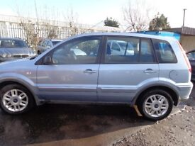 2007(57reg) Ford Fusion 1,4 Ztec 56,000 Miles MOT'd October £1395
