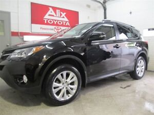 2015 Toyota RAV4 Limited-AWD