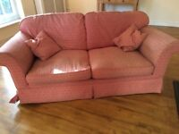 Two seater sofa - Laura Ashley