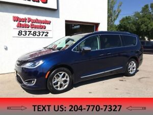 2017 Chrysler Pacifica Limited DVD NAV POWER LIFTGATE HTDSEATS P