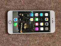 iPhone 6 Plus gold 64gb great condition unlocked.