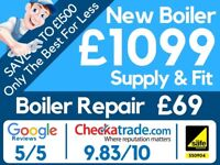 **HIGH QUALITY & LOW PRICE**BOILER INSTALLATION, REPAIR & SERVICE SPECIALIST/GAS SAFE/GOOD REVIEWS *