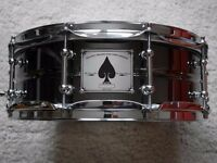 PDP Ace Nickel over Brass Snare Drum 14x5