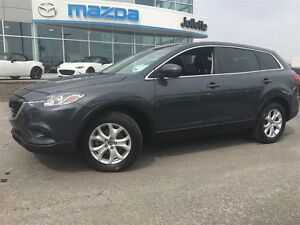 2013 Mazda CX-9 GS-L ** AWD ** SIEGES CUIR ** 7 PASSAGES **