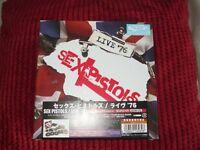 SEX PISTOLS - LIVE '76 ; Rare Japanese-Only 4 x SHM-CD Box Set ; New & Sealed