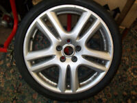 JAGUAR ALLOY WHEEL