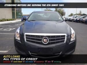 2014 Cadillac ATS LEATHER / ALLOYS.........